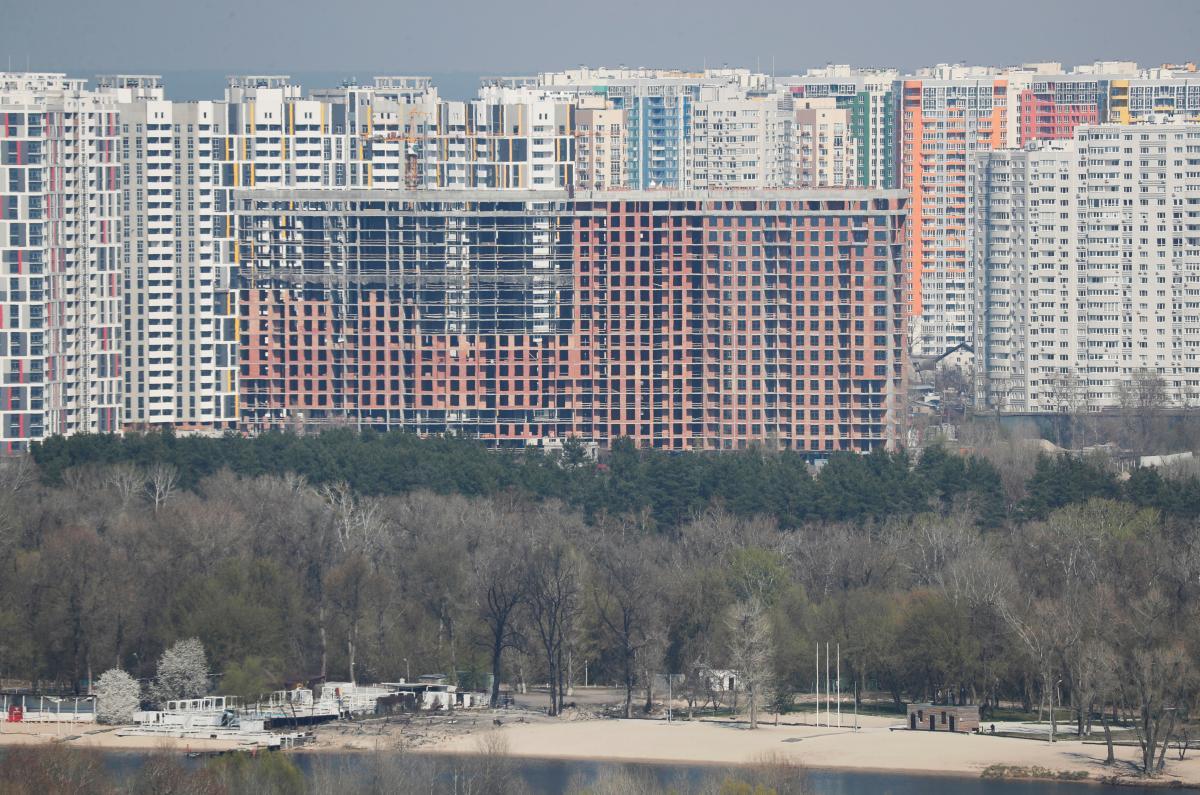 Українців звільнять від сплати пенсійного збору при першій покупці житла / REUTERS