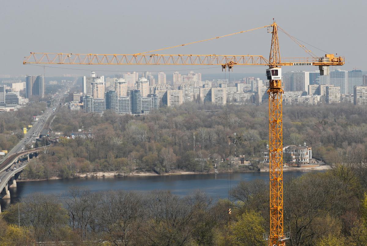 """В этом году Минрегион хочет реализовать 40 проектов """"Большой стройки"""" /REUTERS"""