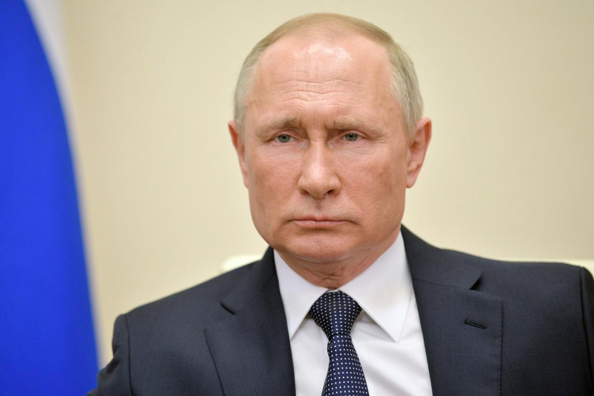В Кремле также ответили, сделал ли Путин прививку от коронавируса / фото REUTERS
