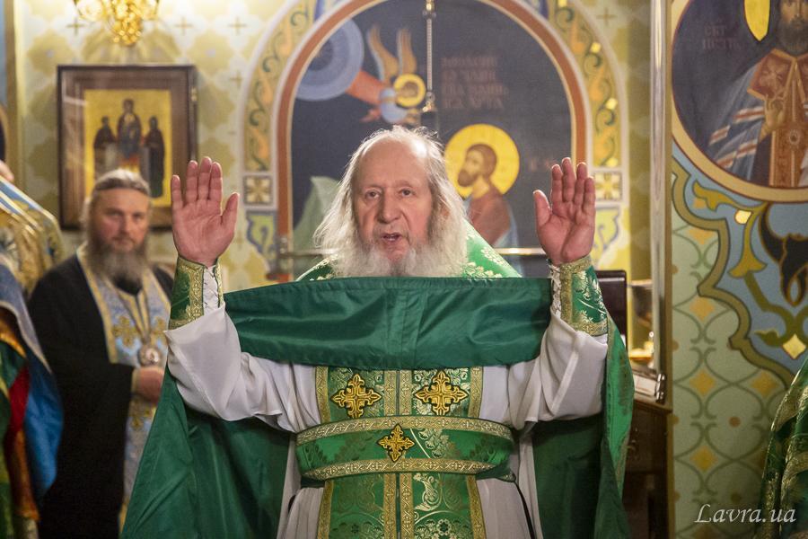 Умер монах Киево-Печерской лавры / фото lavra.ua