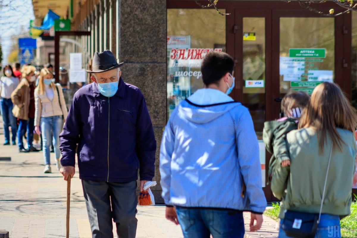 Також Кличко прокоментував інформацію кількох ЗМІ про пік захворюваності в Києві 24 квітня УНІАН
