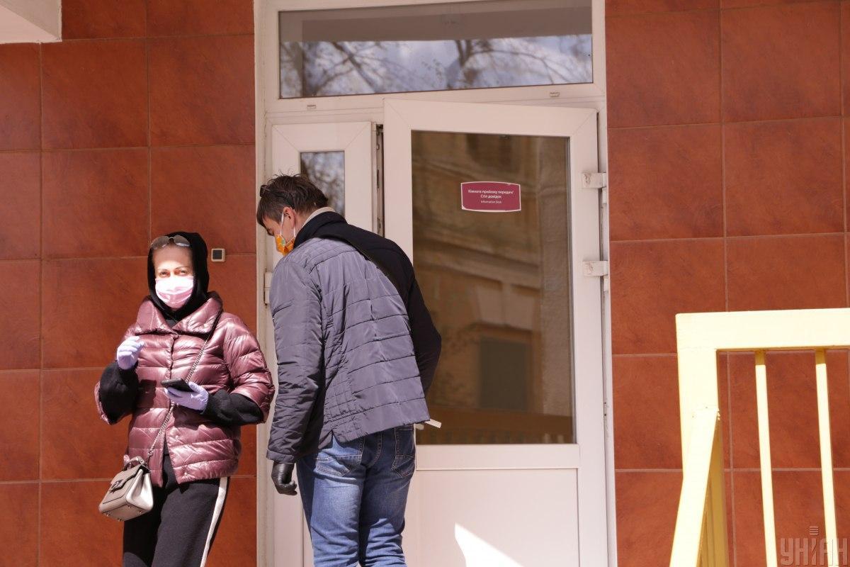 В Украине продолжает расти количество больных COVID-19 / фото УНИАН