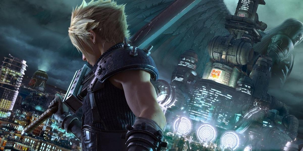 Final Fantasy VII Remake / скриншот