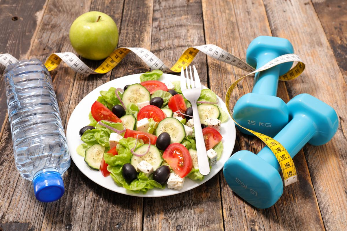 Рецепты блюд для похудения / фото: ua.depositphotos.com