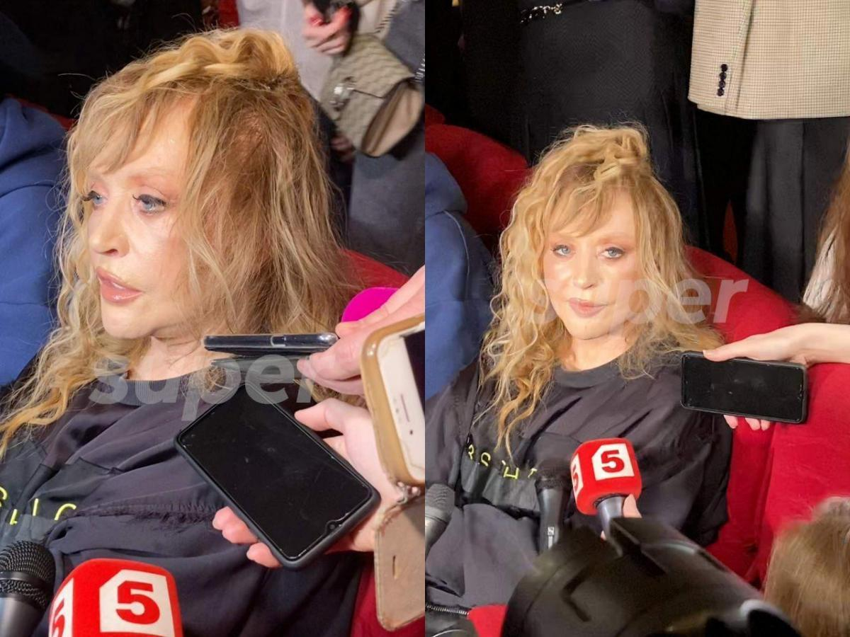 """Побачивши це фото, багато хто почав писати, що обличчя Пугачової """"попливло"""" після пластичних операцій / super.ru"""