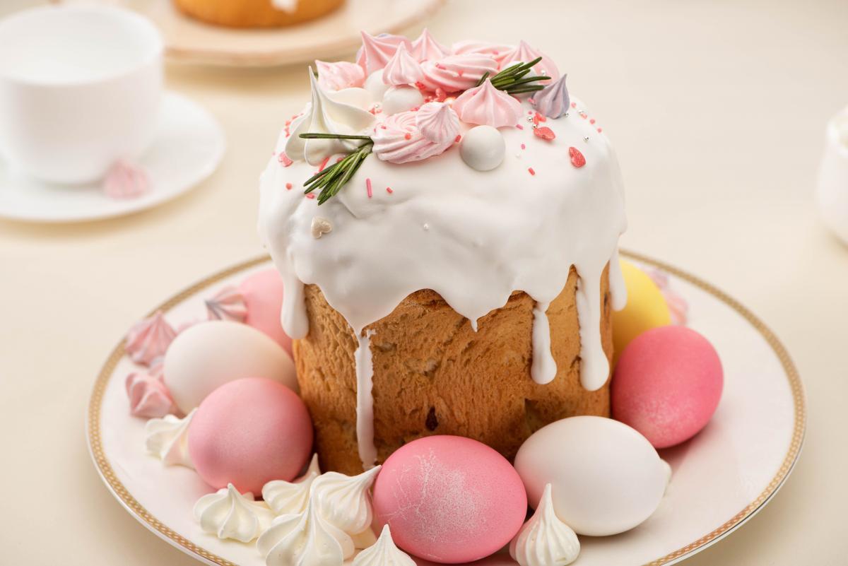 Блюда на пасхальный стол – меню / фото: ua.depositphotos.com