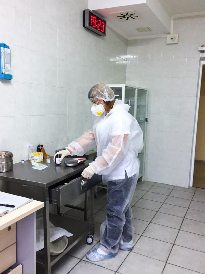 Лікарі очікують на пік захворюваності / facebook.com/doc.antonenko