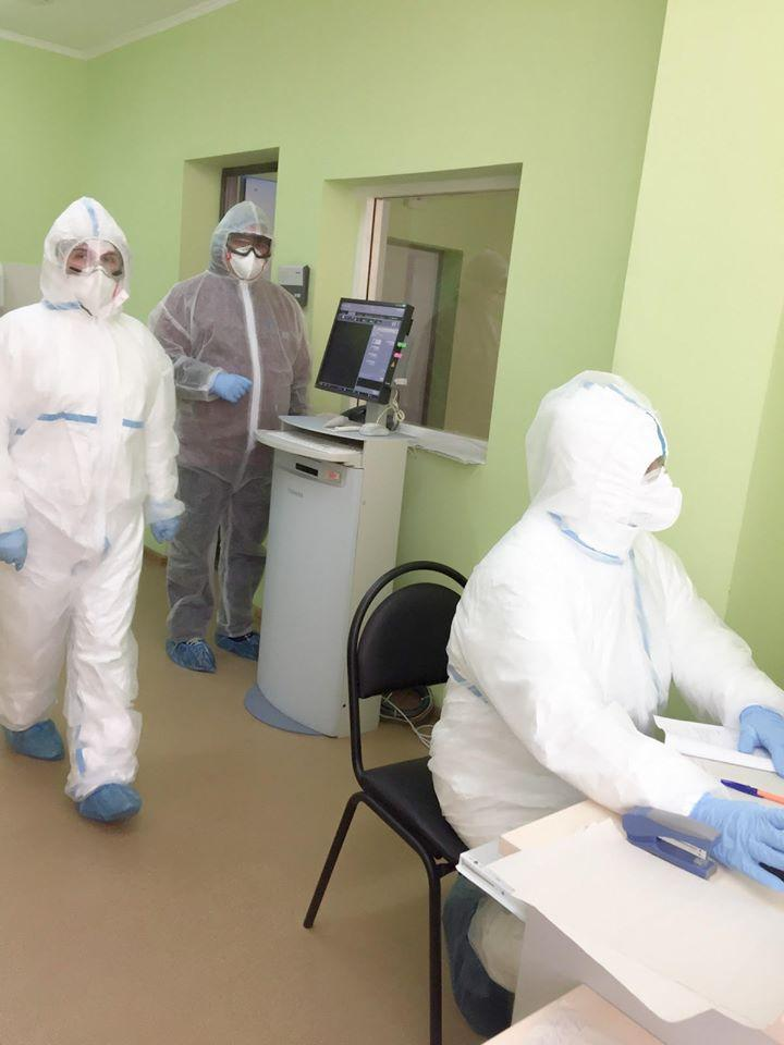 Doctors have been fighting for patients' life / Photo from facebook.com/doc.antonenko