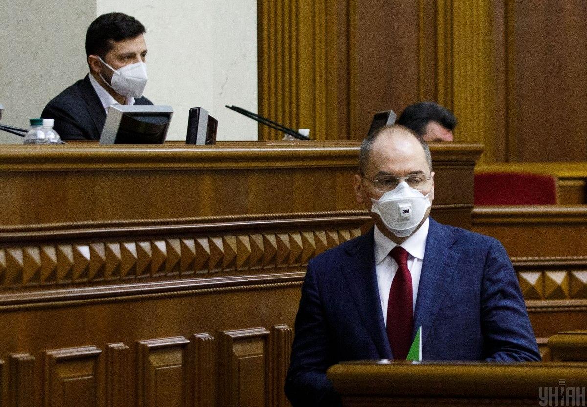 Карантин выходного дня - Степанов удивил новым заявлением / УНИАН