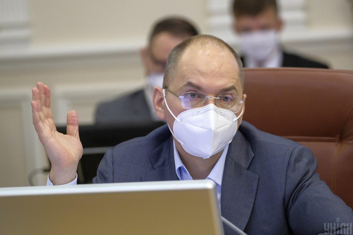 Министр отметил, что решение продлить командировку согласовали с самими врачами / фото УНИАН
