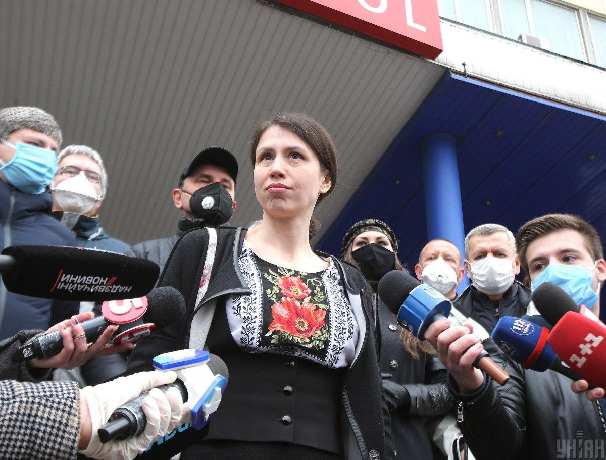 Черновол грозит от 10 до 15 лет или пожизненное лишение свободы / УНИАН