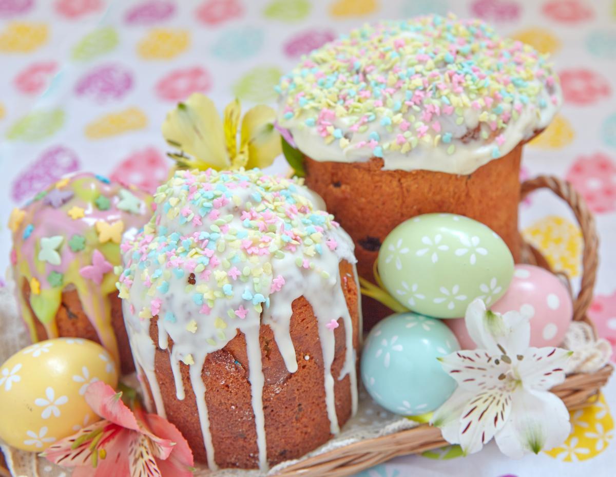 Рецепт смачної паски на Великдень / фото ua.depositphotos.com