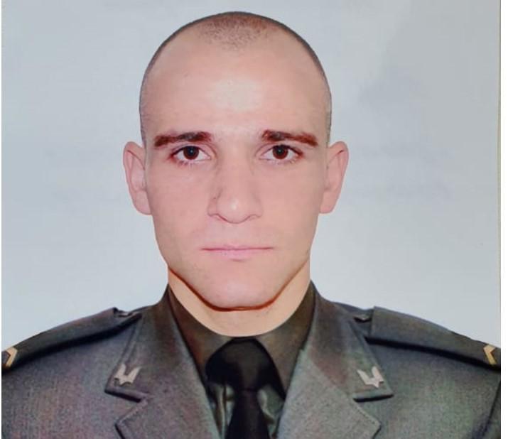 Погиб 24-летний Игорь Вивчаренко
