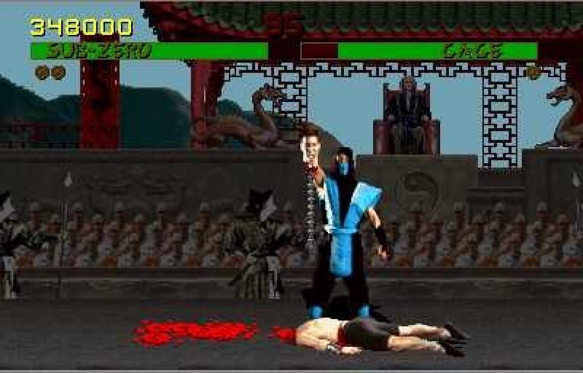 Mortal Kombat привела к созданию ESRB - организации, определяющей возрастной рейтинг играм / скриншот
