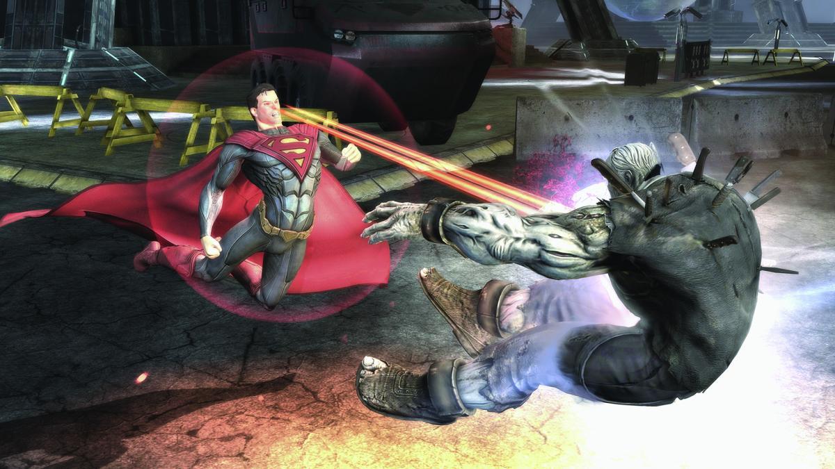 Injustice: Gods Among Us / store.playstation.com