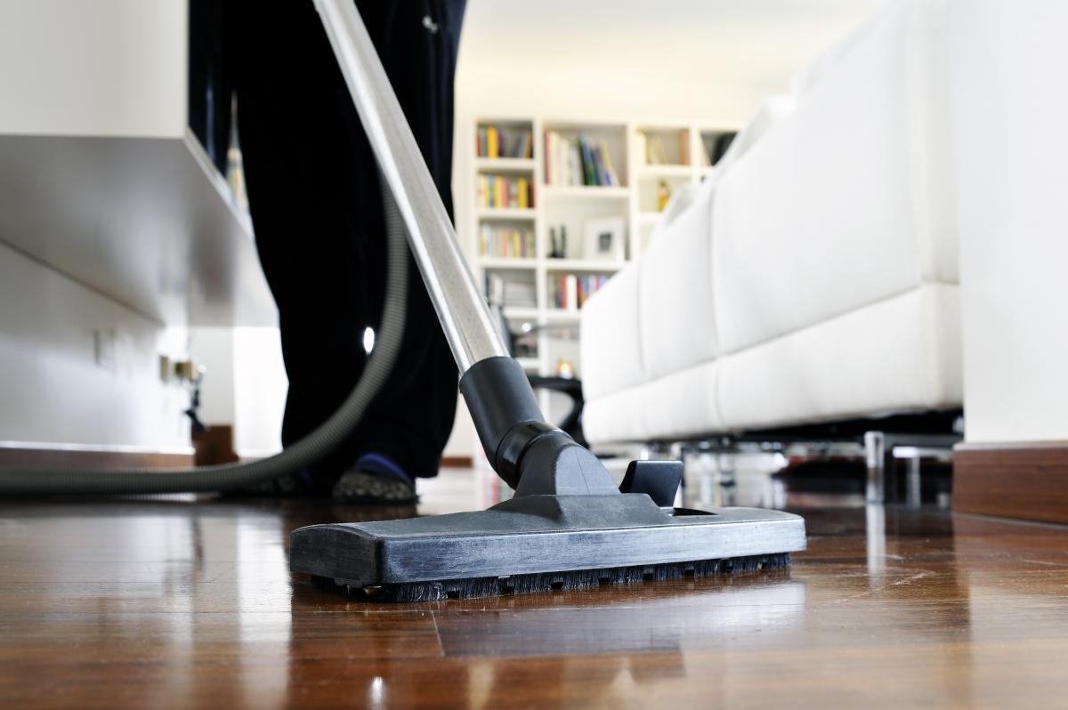 генеральная уборка полезна для здоровья / фото Depositphotos