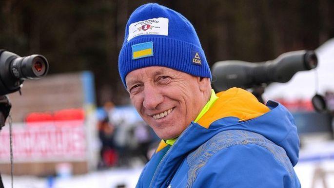 Юрай Санитра возглавляет мужскую сборную Украины с 2016 года / фото: biathlon.com.ua