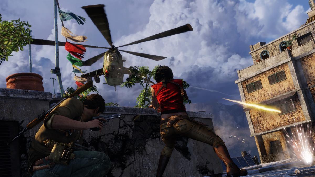 Uncharted: The Nathan Drake Collection уже можно скачать в PS Store / store.playstation.com
