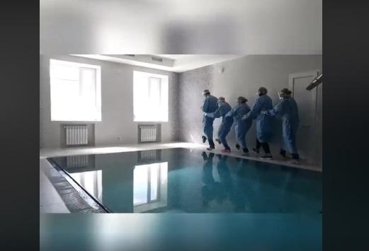 Полнометражный клип медики обещают выпустить после карантина / скриншот видео