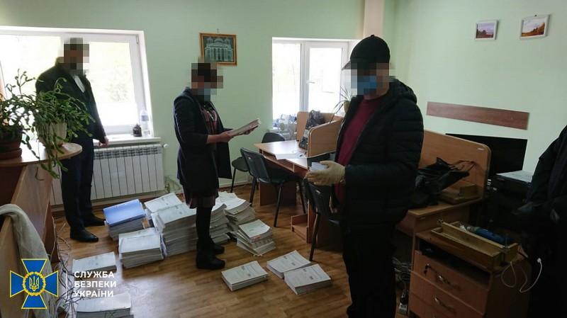 СБУ разоблачила схему поставок испорченных продуктов в тюрьмы /фото facebook/SecurSerUkraine
