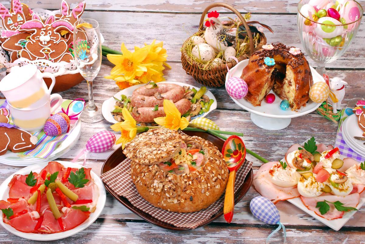 Рецепты блюд на Пасху / фото ua.depositphotos.com
