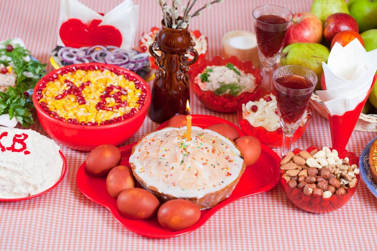 Блюда на Пасху - лучшие рецепты / фото ua.depositphotos.com