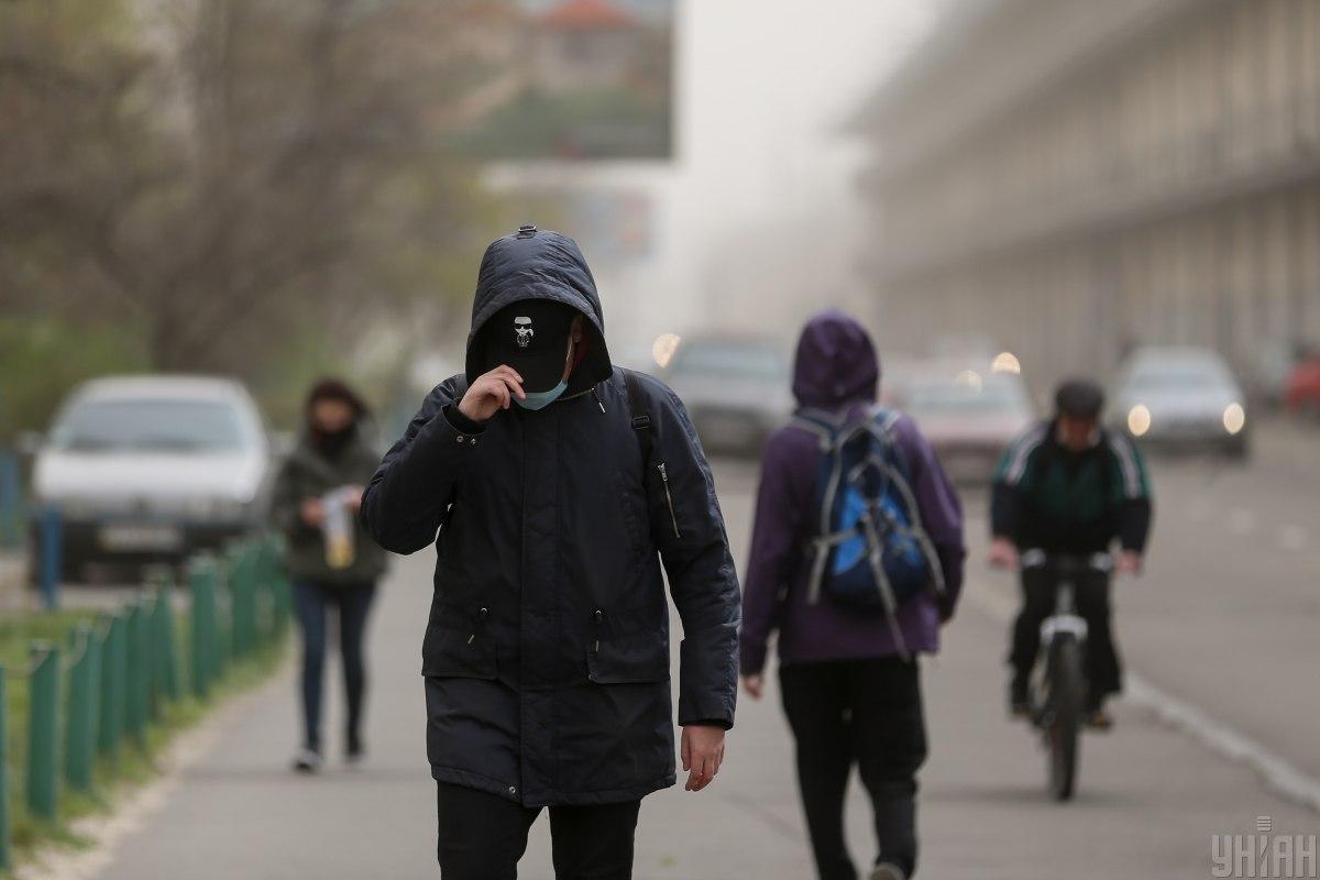 Прогноз погоды в Украине на неделю / УНИАН