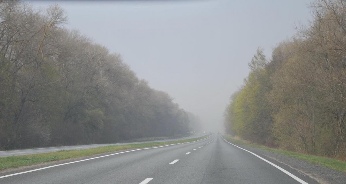 Непогода на Черниговщине / Служба автомобильных дорог в области