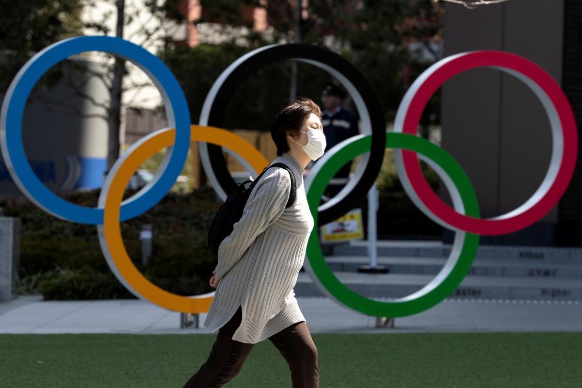 Игры в Токио должны были пройти с 24 июля по 9 августа 2020 года \ фото REUTERS