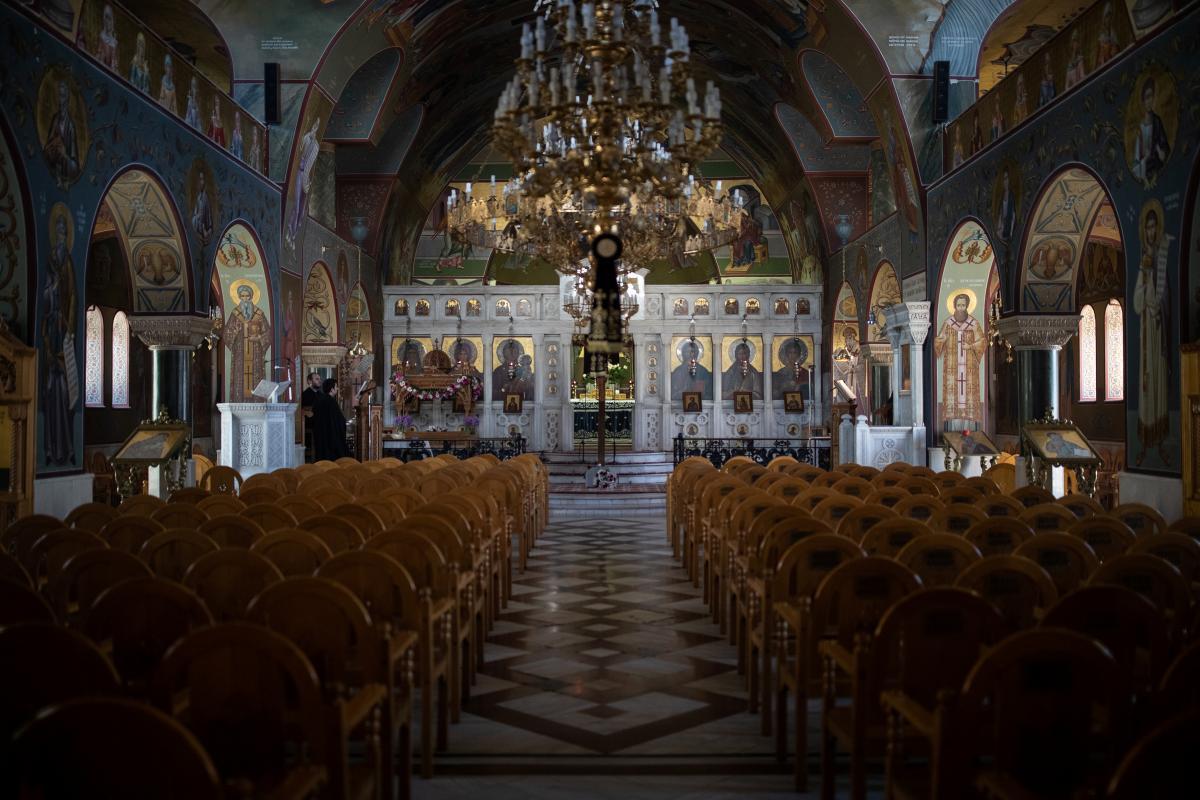 Церковь сегодня чтит память святого Иоанна Златоуста / фото REUTERS