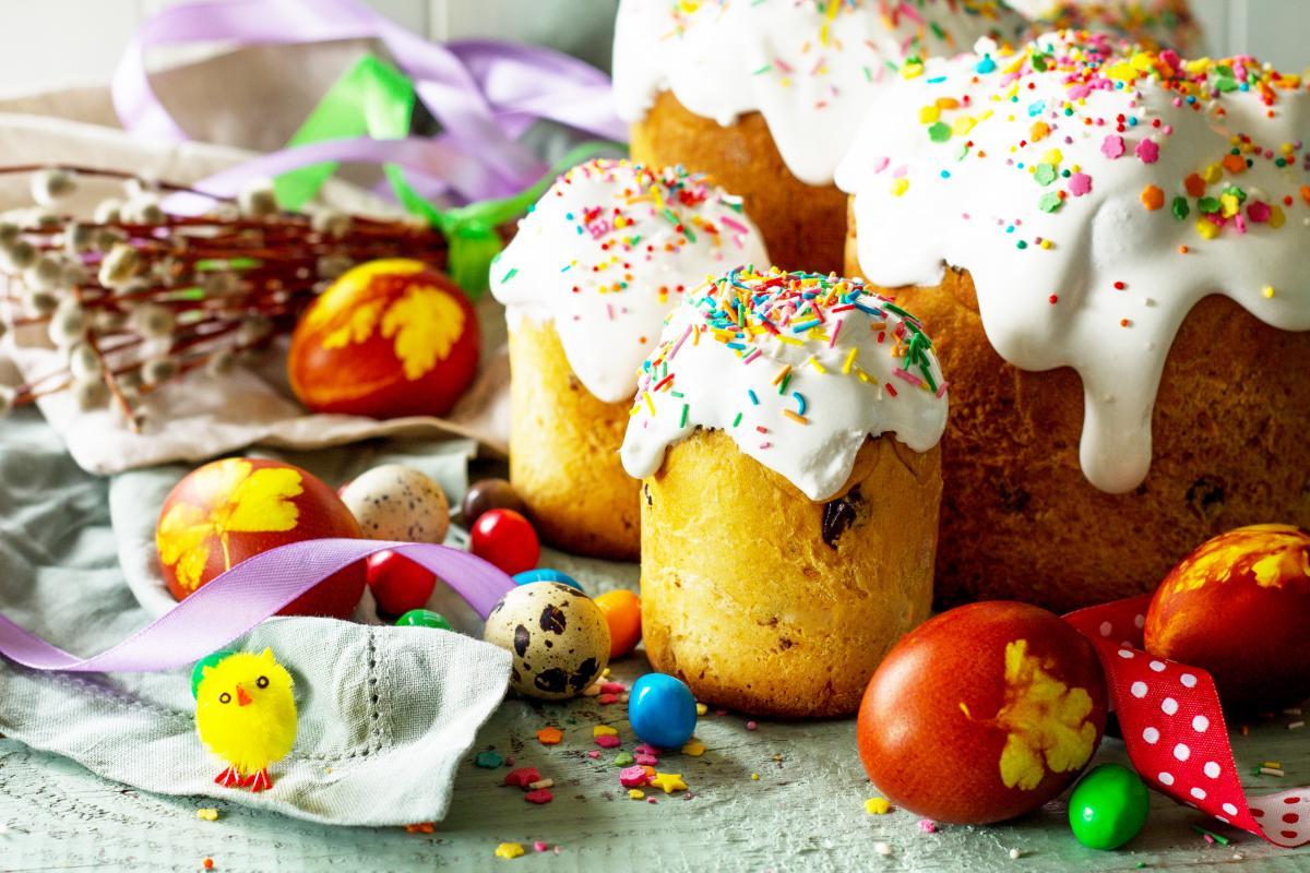 Як приготувати паску на Великдень / фото ua.depositphotos.com