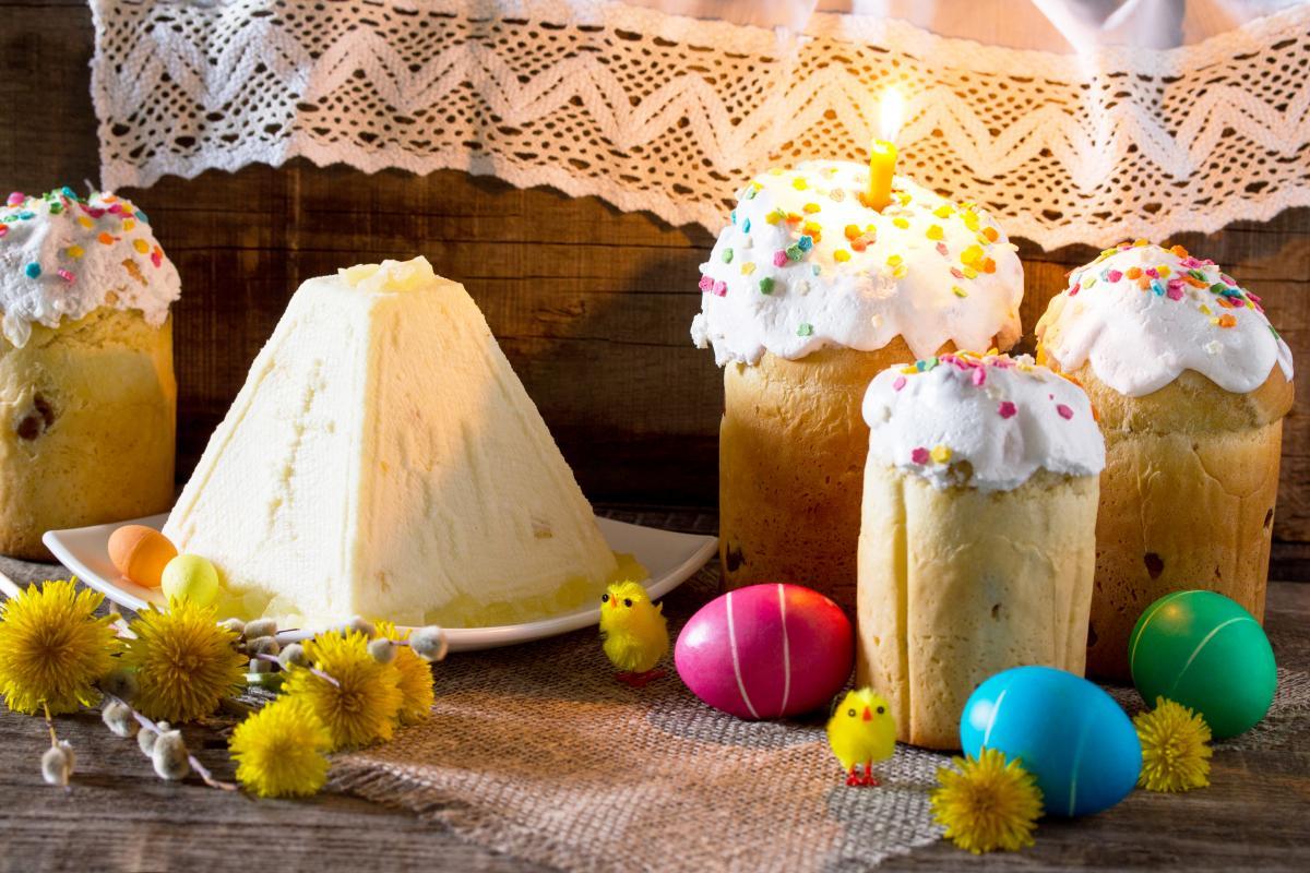 Рецепт сирної паски на Великдень / фото ua.depositphotos.com
