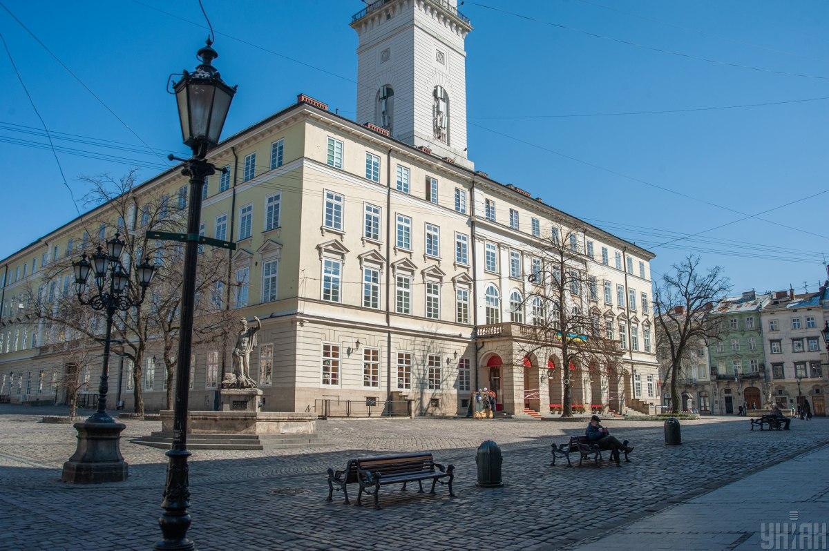 Садовый заявил, что во Львове все придерживаются карантина / фото УНИАН