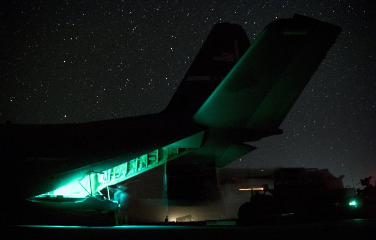 Мобильные атомные станции должны помещаться на борт военного самолета / defence-ua.com