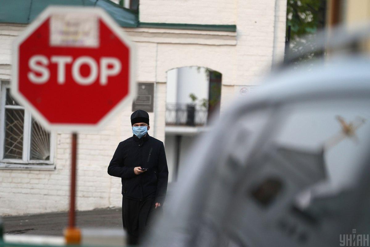 Медики обнаружили контактных лиц священника / фото УНИАН