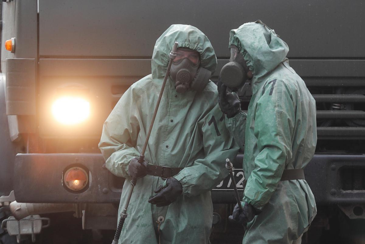 Миру угрожает еще одна смертельно опасная болезнь / Иллюстрация REUTERS