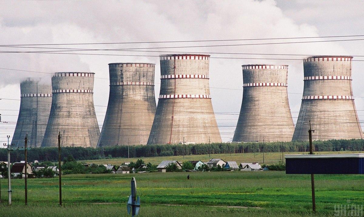 Украинская атомная энергетика в настоящее время работает лишь в половину своей мощности / фото УНИАН