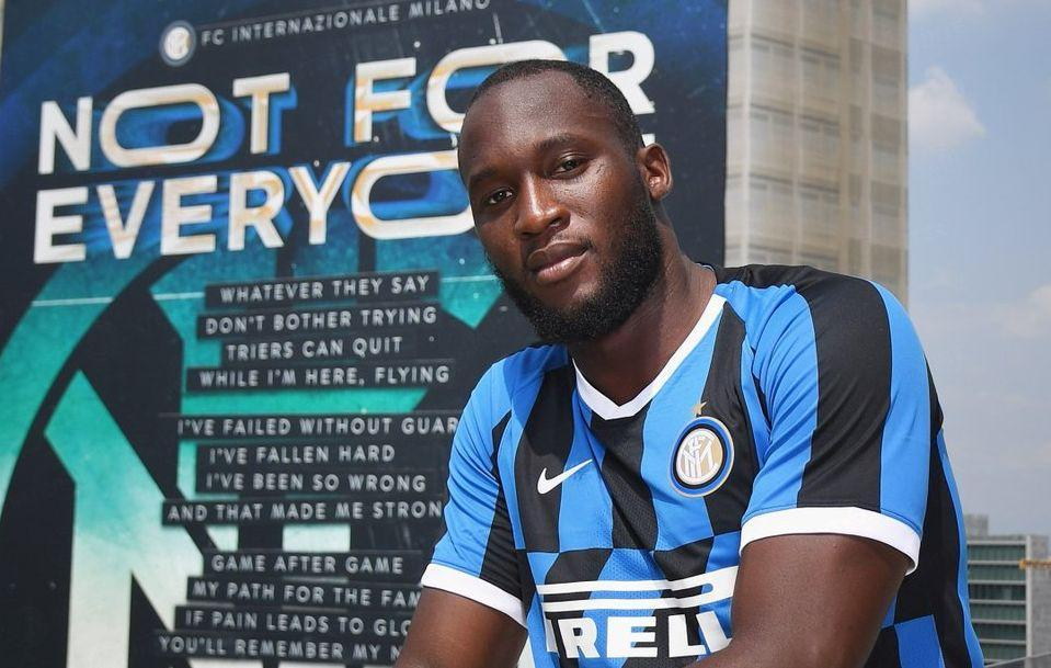 Romelu Lukaku spoke about the epidemic at Inter / photo: twitter.com/Inter