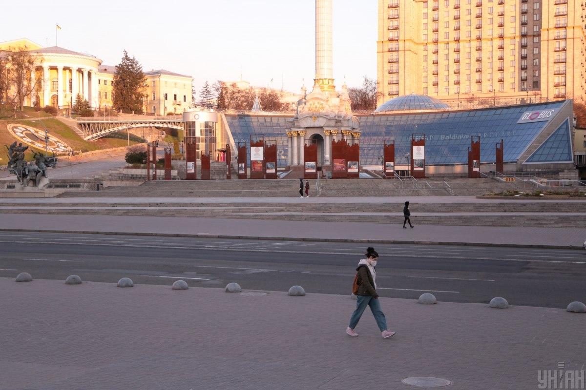 Карантин в Украине продлили до 11 мая / Фото УНИАН
