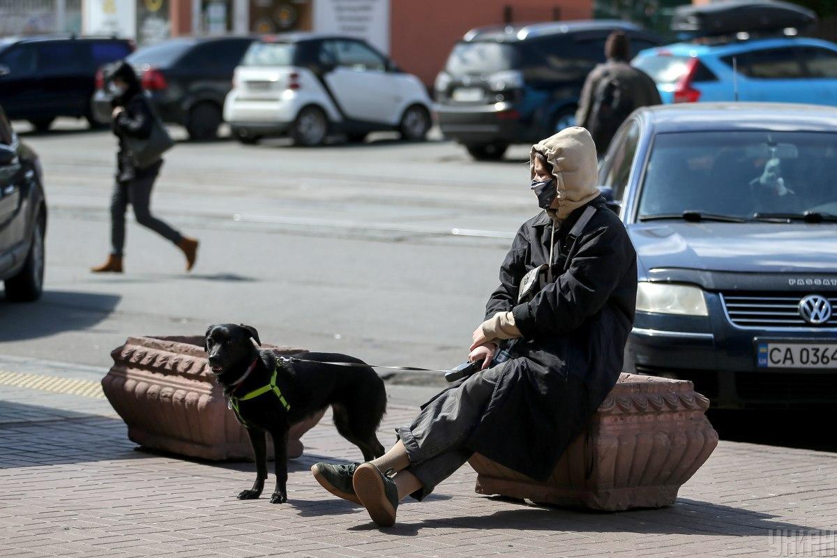 В Киеве за сутки зафиксировано еще 37 случаев заболевания COVID-19 / фото УНИАН