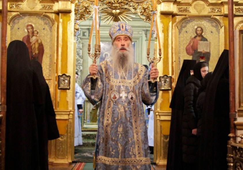 Митрополит Тернопольский и Кременецкий Сергий / фото ternopil.church.ua