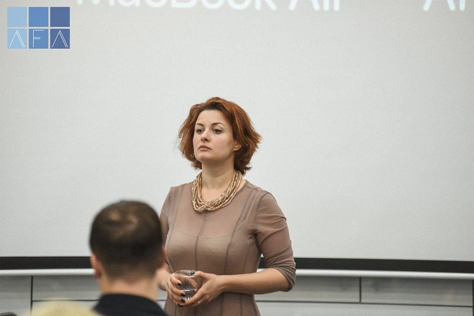 З переляку можна не побачити якісь можливості / фото Facebook: Уляна Ходорівська