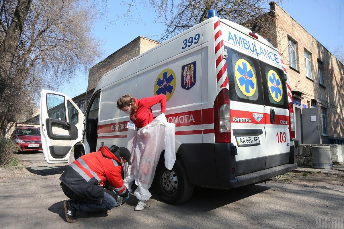 За сутки наибольшее количество подтвержденных случаев заболевания зарегистрировано в Львовской области \ УНИАН
