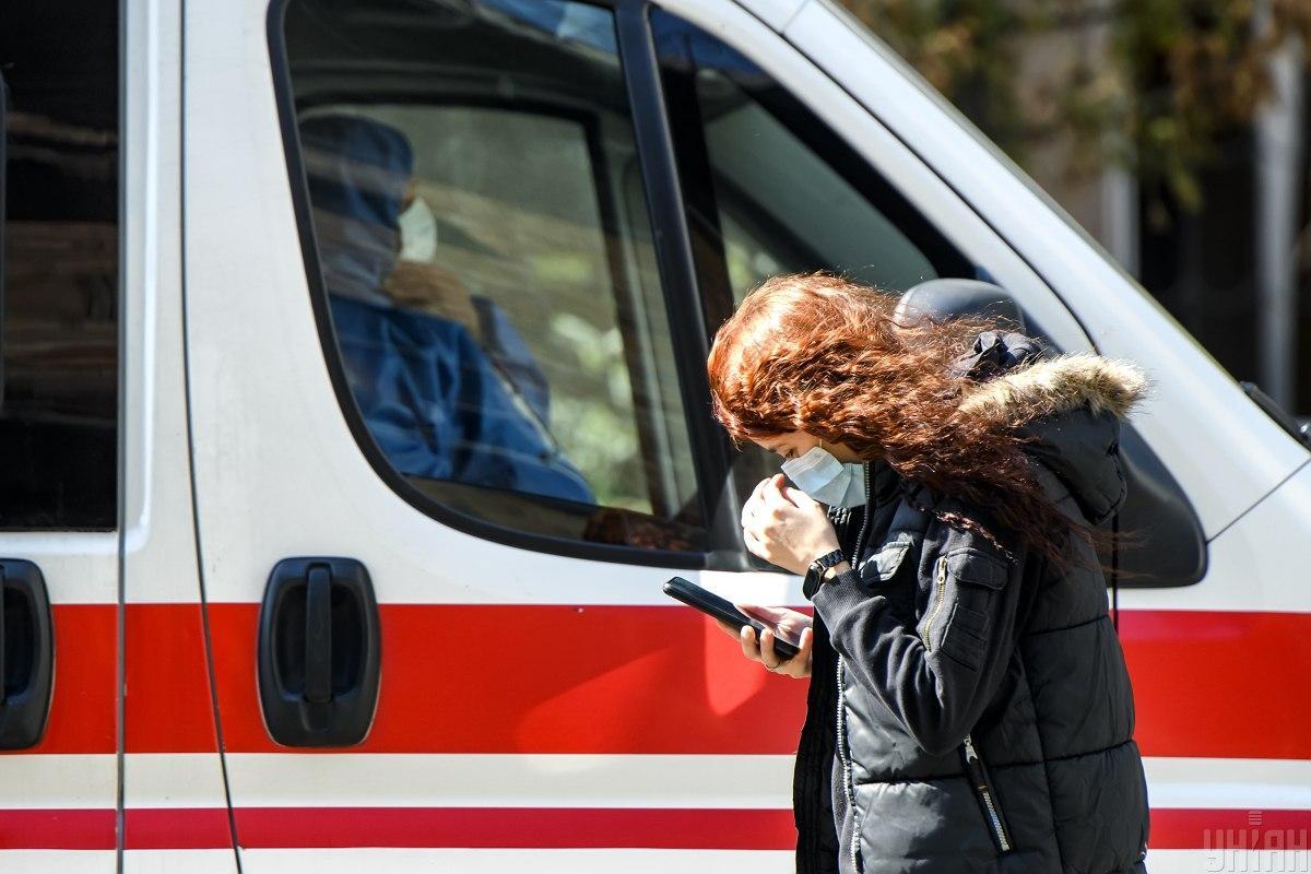 Все заболевшие контактировали с одной пациенткой / фото: УНИАН