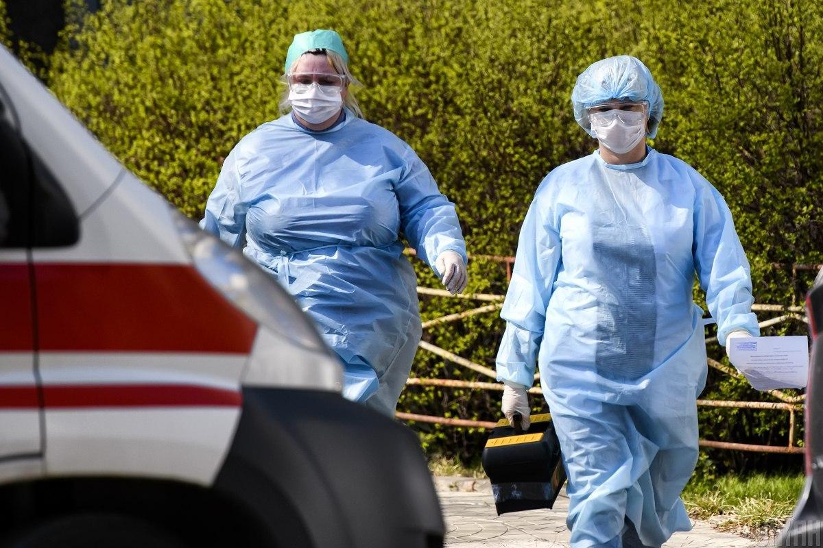 За все время пандемии заболело 18 тыс. 616 человек / УНИАН