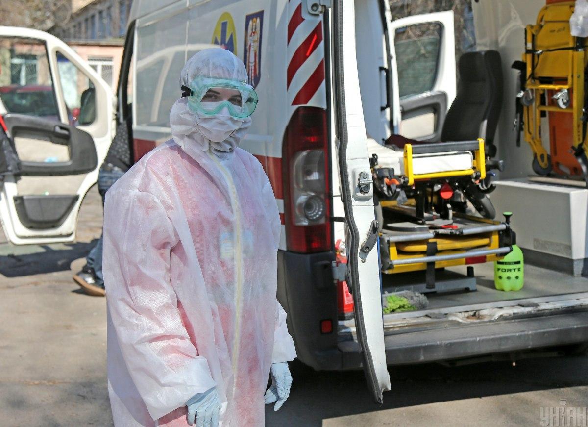 Количество случаев инфицирования коронавирусом в Украине растет / УНИАН