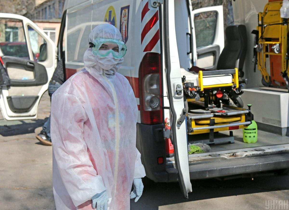 В Украине резко увеличилось количество больных коронавирус \ УНИАН