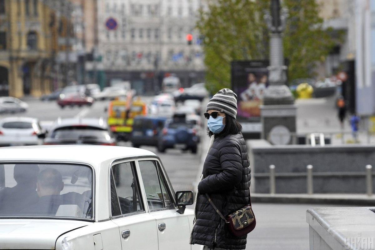 В столице уже более 1800 случаев коронавируса / фото УНИАН