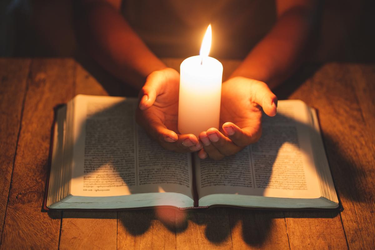 Поминальные дни 2020 – как молиться за усопших дома / фото: ua.depositphotos.com