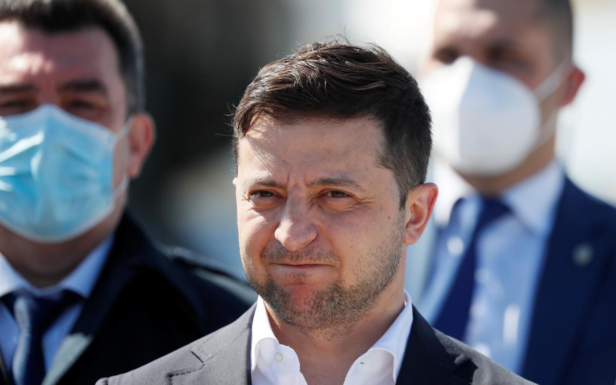 Зеленський запросив Ілона Маска в Україну / фото REUTERS